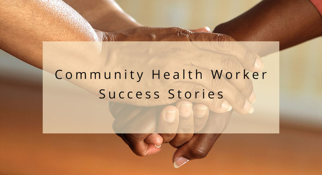CHW Success Story Banner